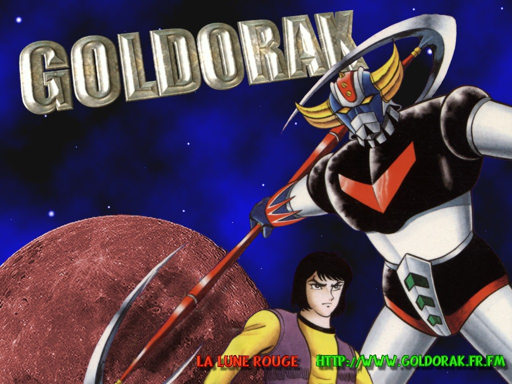 Goldorak - wallpaper5 1024x768