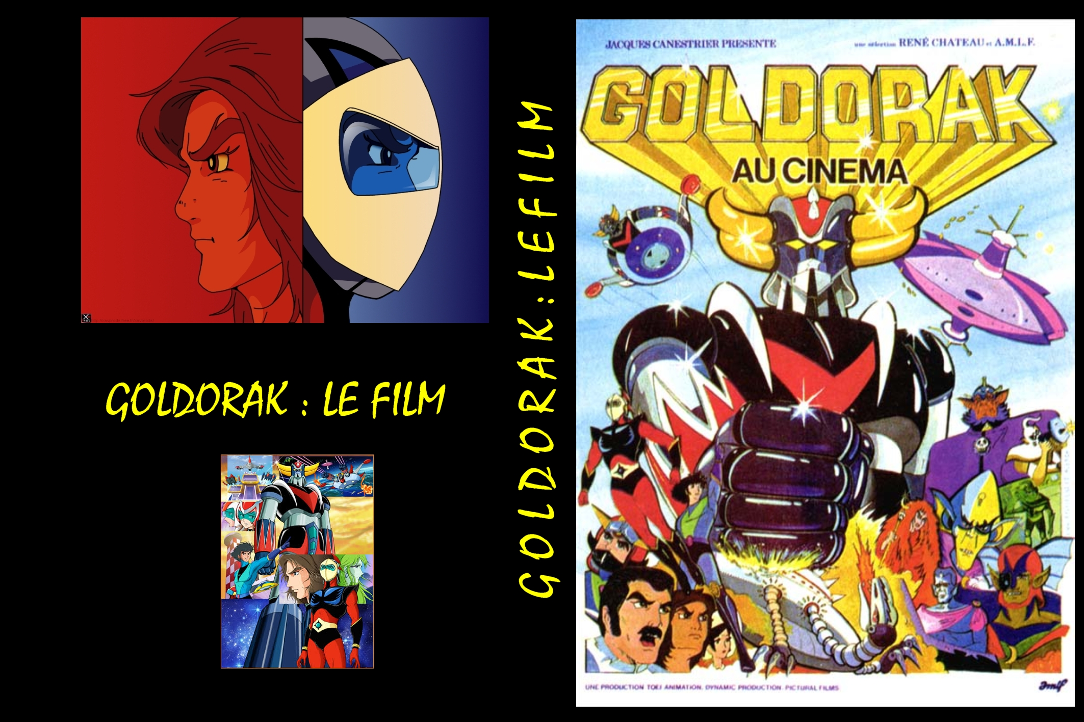 GOLDORAK-le film